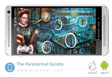 The Paranormal Society Hidden Adventure