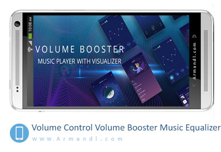 Volume Control Volume Booster & Music Equalizer