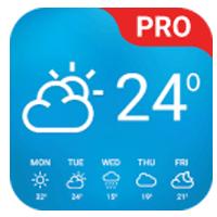 Weather App 1.1 برنامه هواشناسی دقیق برای اندروید