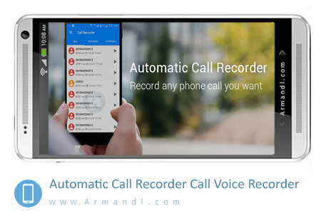 Automatic Call Recorder Call & Voice Recorder