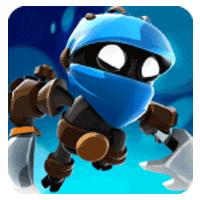 Badland Brawl 1.6.1.1 بازی نبرد در سرزمین بد برای موبایل