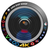 Camera4K Perfect Selfie Video Photo Editor 1.3.2 برنامه دوربین 4k برای اندروید