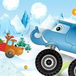 Kids Car Racing game
