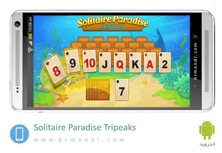 Solitaire Paradise Tripeaks