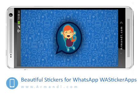 Beautiful Stickers for WhatsApp