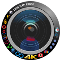 Camera4K Perfect Selfie Video Photo Editor 1.4.0 برنامه دوربین 4k برای اندروید