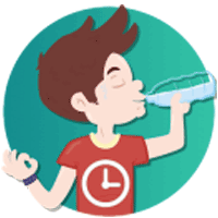 Daily Water Drink Reminder Water Intake Tracker 1.4 برنامه یادآور مصرف آب برای اندروید