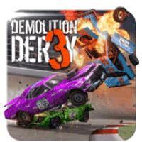 Demolition Derby 3 1.0.007 بازی پیست مبارزه 3 برای اندروید