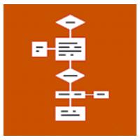 Flowdia Diagrams 1.5.3 برنامه رسم حرفه ای فلوچارت برای اندروید