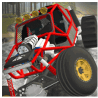 Offroad Outlaws 2.5.1 بازی قانون گریزان جاده برای موبایل