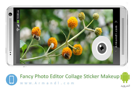 Fancy Photo Editor Collage Sticker Makeup