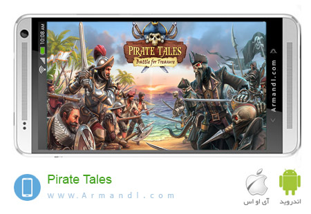 Pirate Tales Battle for Treasure