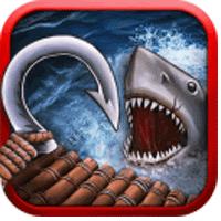 Survival on Raft Ocean Nomad Simulator 1.38 بازی بقا در اقیانوس برای اندروید